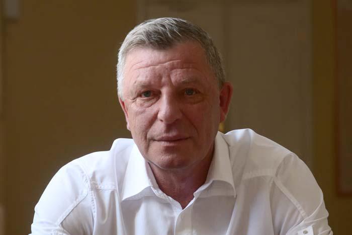 Генеральный директор ООО «Промгражданстрой» Почетный строитель России И.А. Грачев