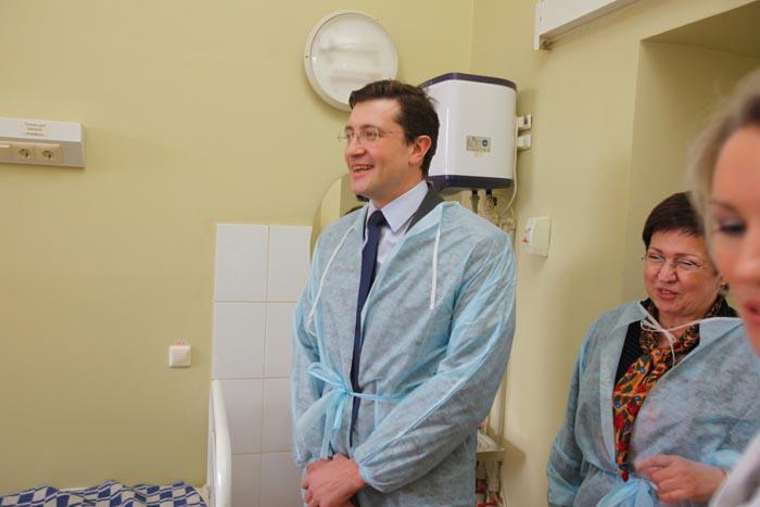 «Внутриутробное переливание крови плоду планируется освоить в Нижегородской области в 2018 году», - Глеб Никитин