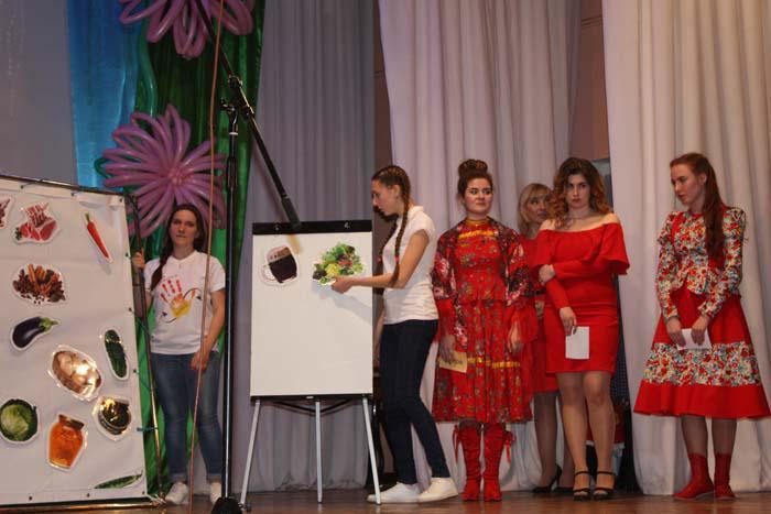 В ходе конкурсных состязаний