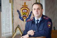 Участковый уполномоченный районной полиции В.А. Косенков
