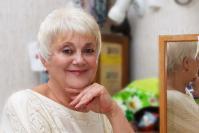Актриса Арзамасского драматического театра И. А. Алисова