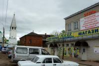 Отель – в центре р.п. Выездного (рядом со Смоленским собором)