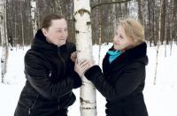 Сергей и Любовь Суховы