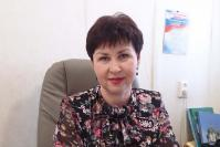 Глава администрации Ломовского сельсовета Т. В. Бурлакова