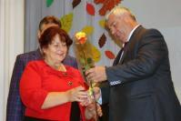 Вручение Почетного знака К.И. Кашаевой
